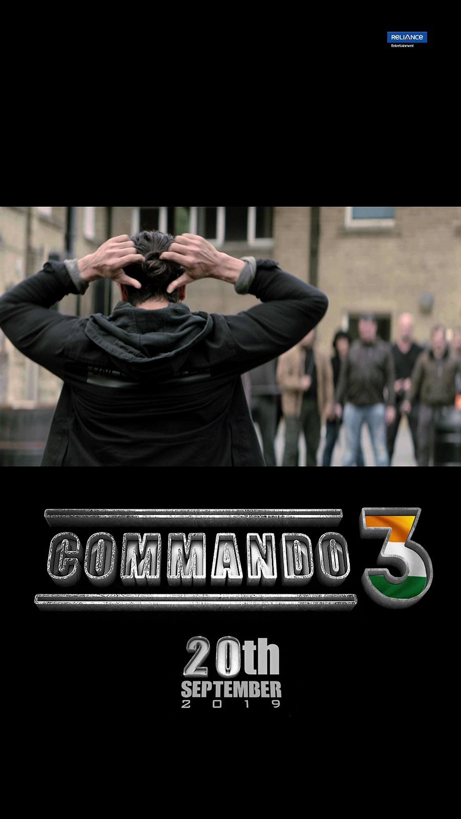 Commando 3 (2019) - IMDb