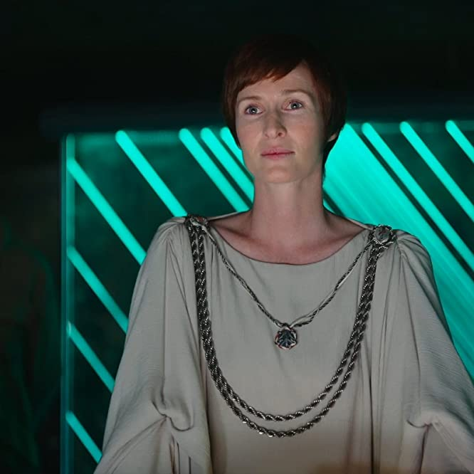 Genevieve O'Reilly in Rogue One: A Star Wars Story (2016)