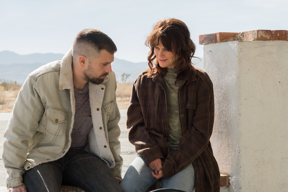 Nicole Kidman and Sebastian Stan in Destroyer (2018)