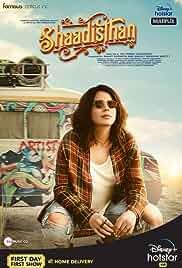 Shaadisthan (2021) HDRip Hindi Movie Watch Online Free