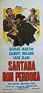 Sartana Does Not Forgive (1968) Poster