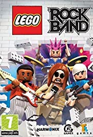 Lego Rock Band Poster