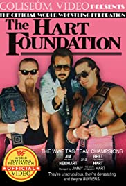 The Hart Foundation Poster