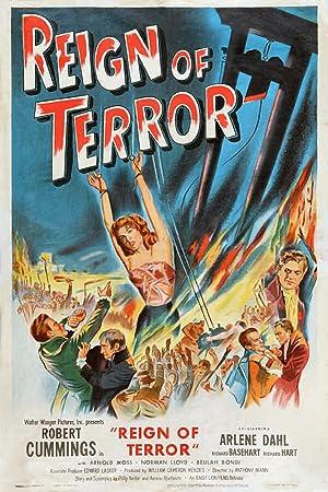 Where to stream Reign of Terror