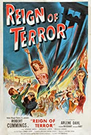 Reign of Terror (1949) Poster - Movie Forum, Cast, Reviews