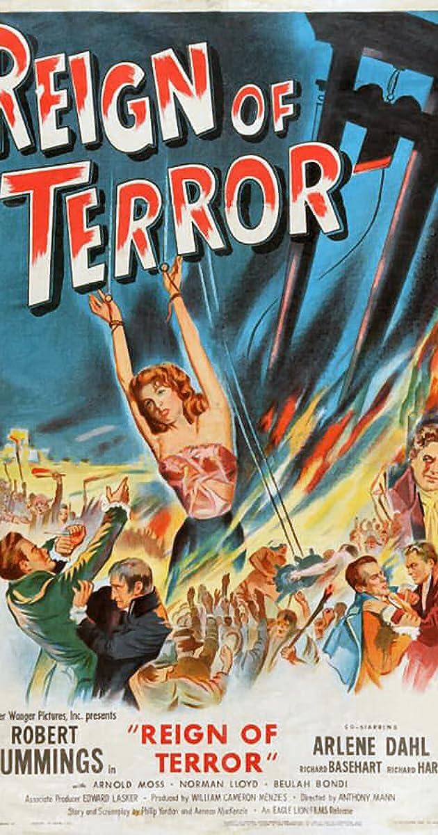 Subtitle of Reign of Terror