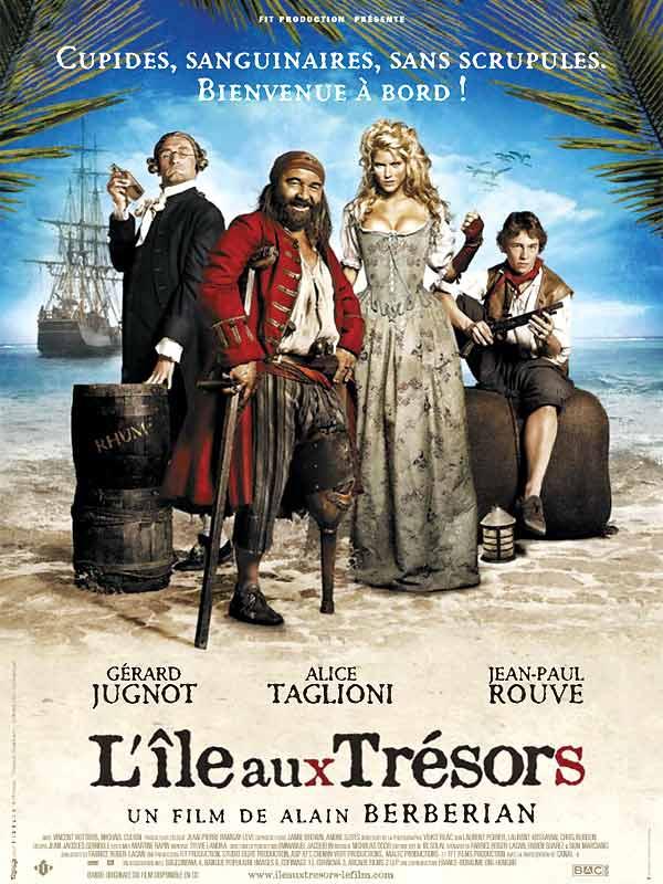 A Ilha do Tesouro [Dub] – IMDB 3.7
