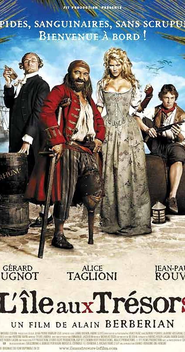 Treasure island most hottest movies