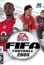 FIFA Soccer 2005 Poster