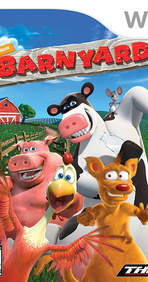 barnyard video game 2006 full cast crew imdb. Black Bedroom Furniture Sets. Home Design Ideas