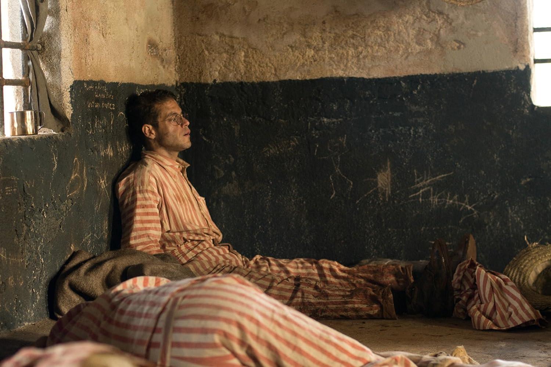 Rami Malek in Papillon (2017)