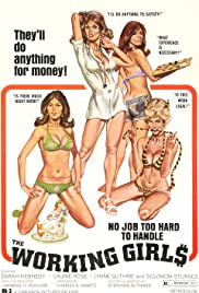 The Working Girls (1974) Poster - Movie Forum, Cast, Reviews