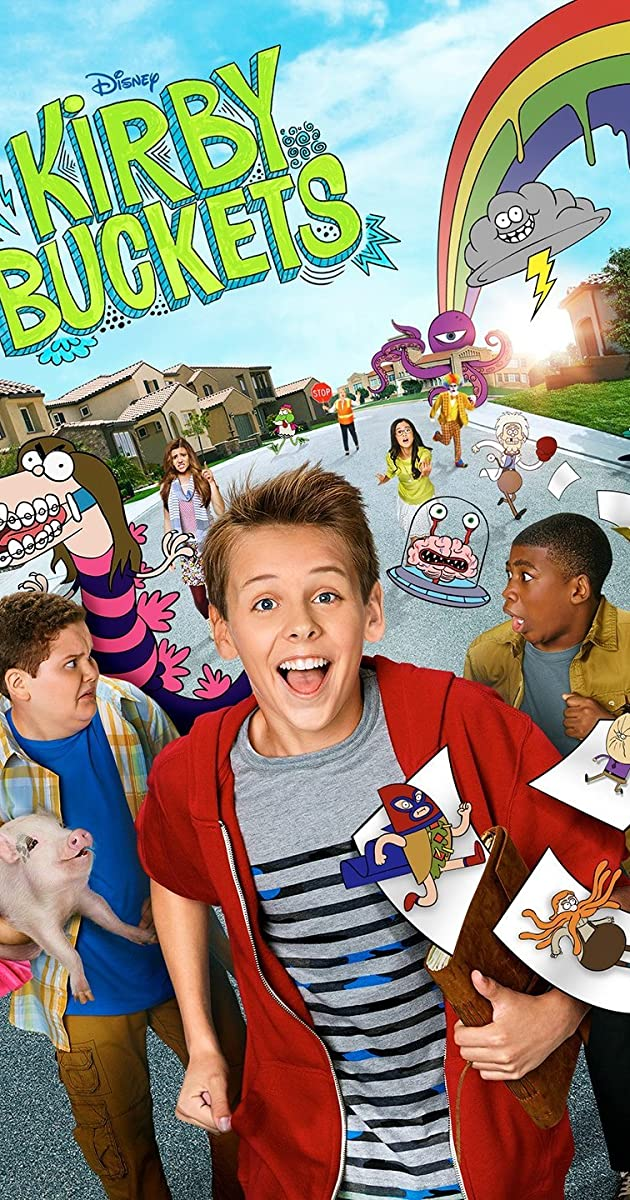Kirby Buckets Tv Movie 2012 Full Cast Amp Crew Imdb