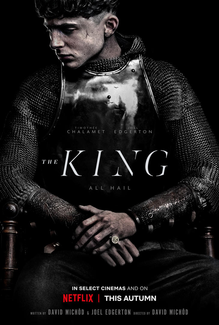 Image result for the king poster netflix