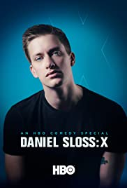 Daniel Sloss: X Poster