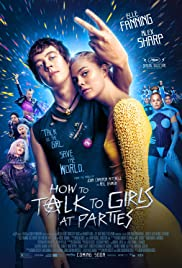 Play or Watch Movies for free How to Talk to Girls at Parties (2017)