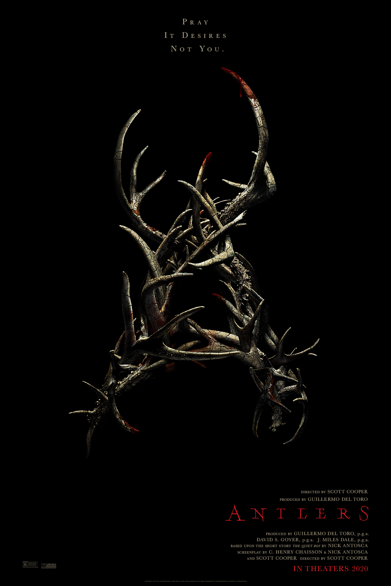 """Résultat de recherche d'images pour """"antlers scott cooper"""""""
