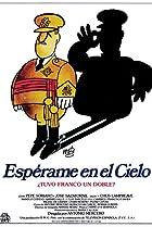 Espérame en el cielo (1988) Poster
