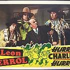 Eddie Conrad, Cecil Cunningham, Lalo Encinas, Leon Errol, and Noble Johnson in Hurry, Charlie, Hurry (1941)