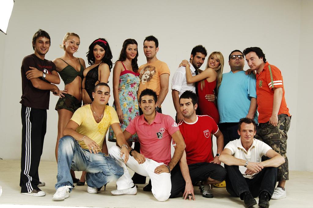 Çilgin Dersane Kampta (2008)