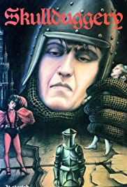 Skullduggery(1983) Poster - Movie Forum, Cast, Reviews
