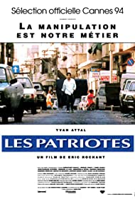 Les patriotes (1994) Poster - Movie Forum, Cast, Reviews