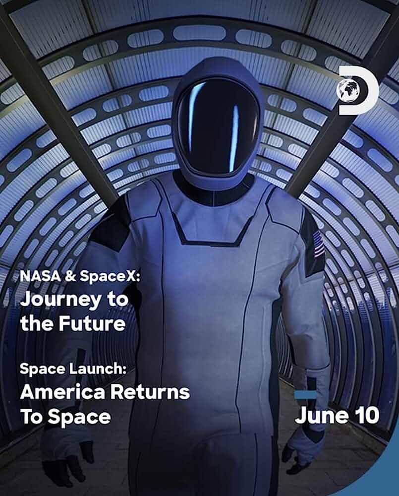 NASA & SpaceX: Journey to the Future (2020) Season 1 Hindi