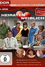 Heiraten/Weiblich Poster