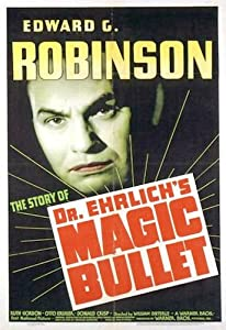 Top free movie downloads Dr. Ehrlich's Magic Bullet USA [FullHD]
