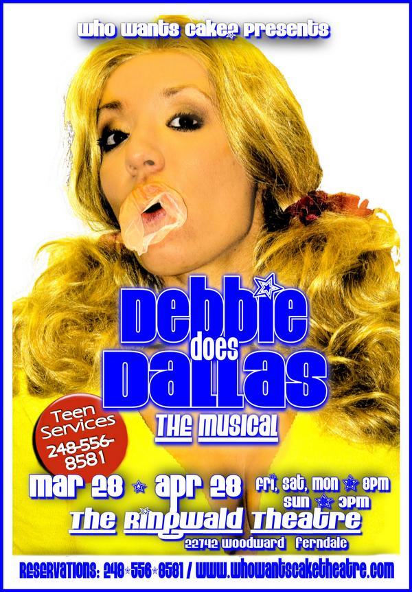 Debbie Does Dallas Trailer