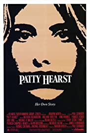 Patty Hearst (1988) Poster - Movie Forum, Cast, Reviews