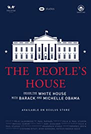 The People's House: Inside the White House with Barack and Michelle Obama Poster