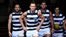 Round 4: Melbourne vs Geelong