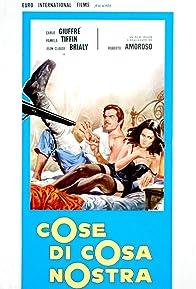 Primary photo for Cose di Cosa Nostra