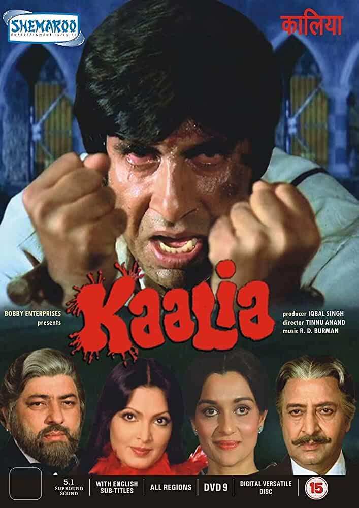 Kaalia 1981 Hindi Movie AMZN WebRip 400mb 480p 1.4GB 720p 4GB 6GB 1080p