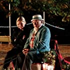 William Shatner and Eloise Mumford in Just in Time for Christmas (2015)