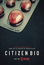 Citizen Bio Poster