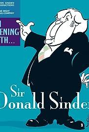 An Evening with... Sir Donald Sinden Poster