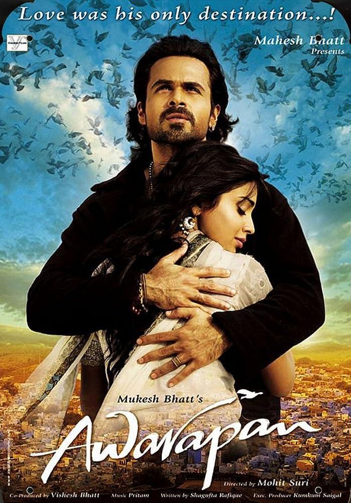 Awarapan 2007 Hindi Movie 720p BluRay 900MB Download