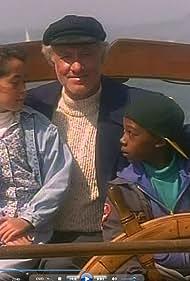 Robert Parnell, Azizah Rowen, and Lynn Gary Newton in Magic Boat (1990)