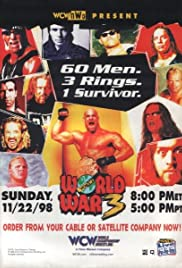 WCW/NWO World War 3 Poster