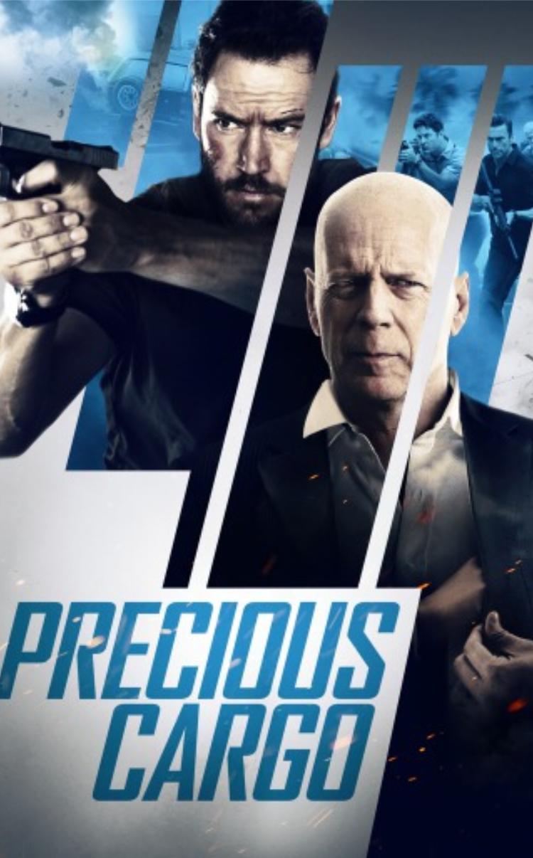 Poster film Precious Cargo.