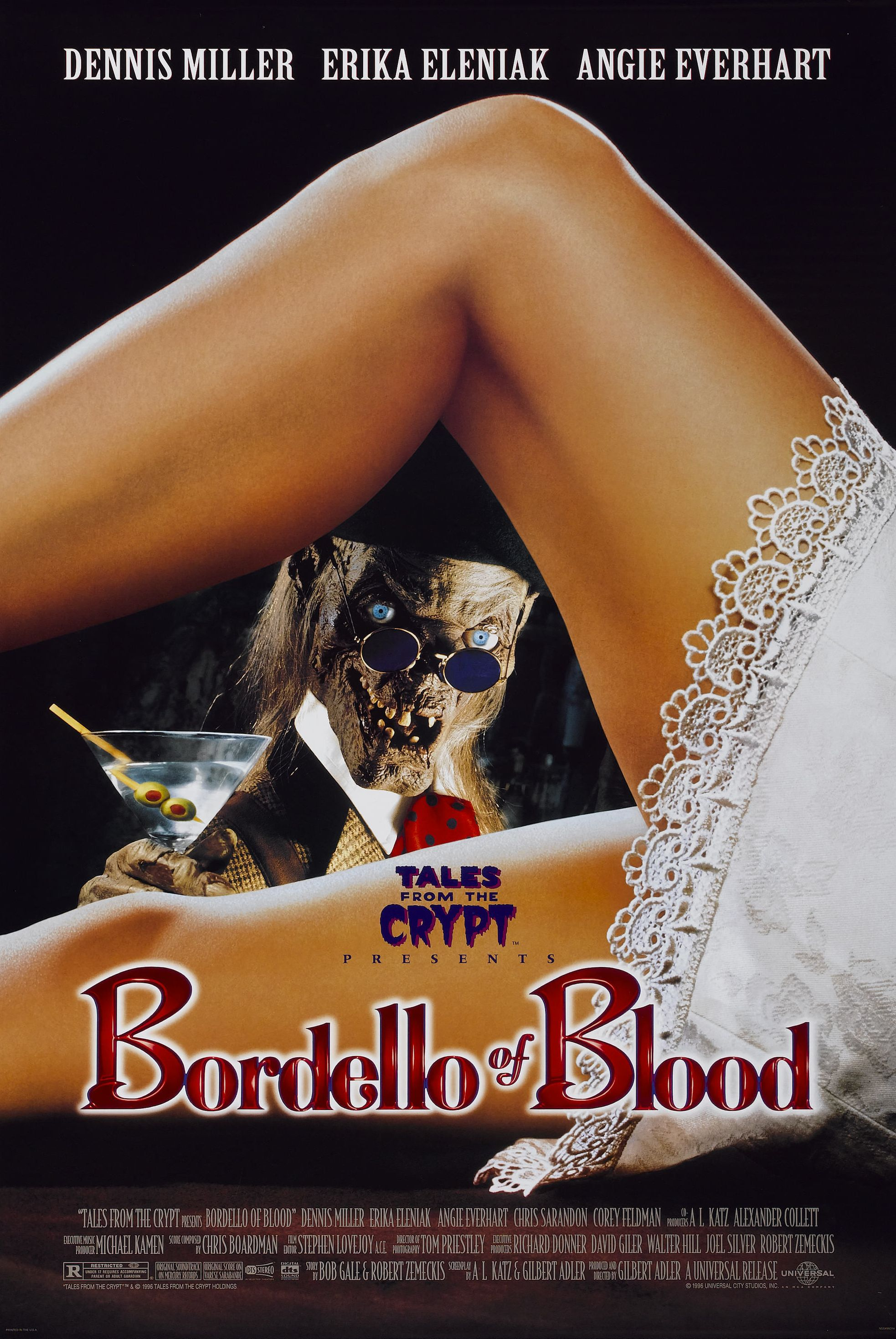 Image result for bordello of blood 1996