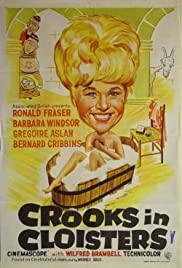 Crooks in Cloisters(1964) Poster - Movie Forum, Cast, Reviews