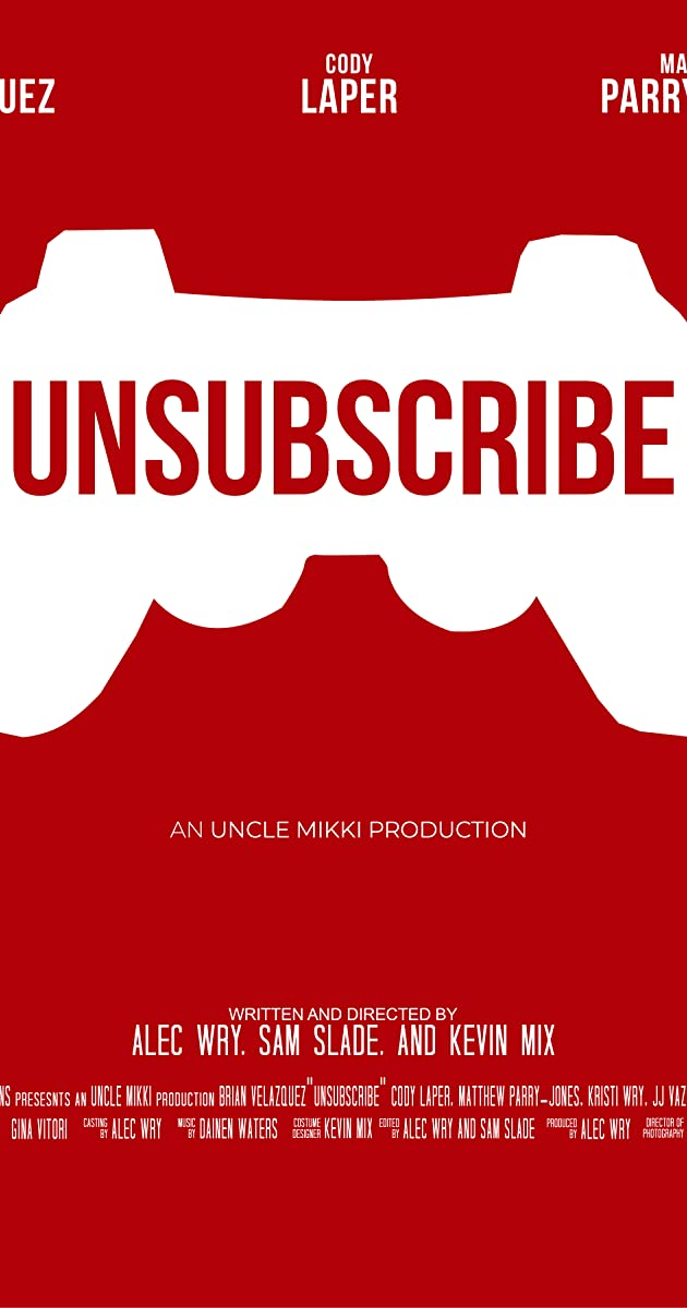 Subtitle of Unsubscribe