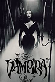 The Vampira Show Tv Series 1954 Imdb