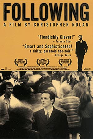 Movie Following (1998)