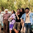 Dimple Kapadia, Pankaj Kapur, Naseeruddin Shah, Arjun Kapoor, and Deepika Padukone in Finding Fanny (2014)