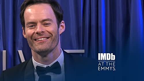 Bill Hader on His Journey to Emmy Success