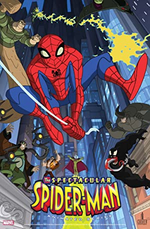 The Spectacular Spider Man : Season 1-2 Complete BluRay 720p | GDRive | MEGA | Single Episodes